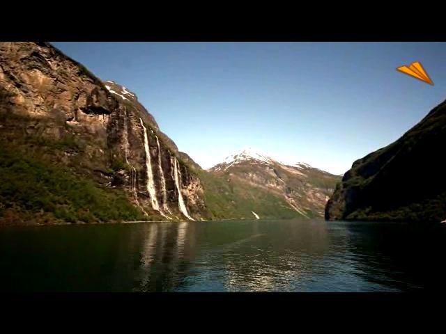 video Noruega, un viaje a lo largo de 1.500 km