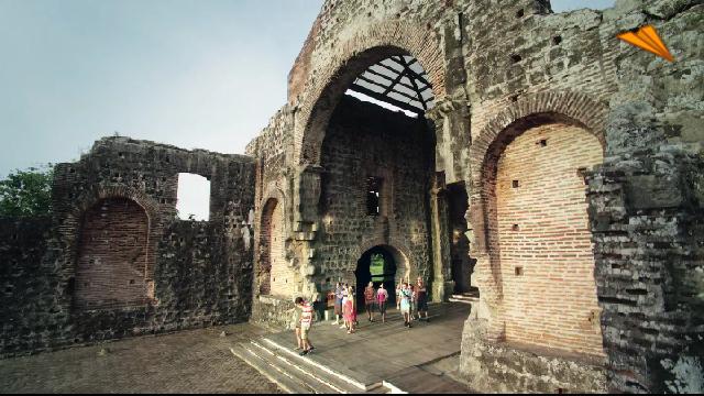 video Panamá, Turismo. Principales monumentos y lugares históricos.