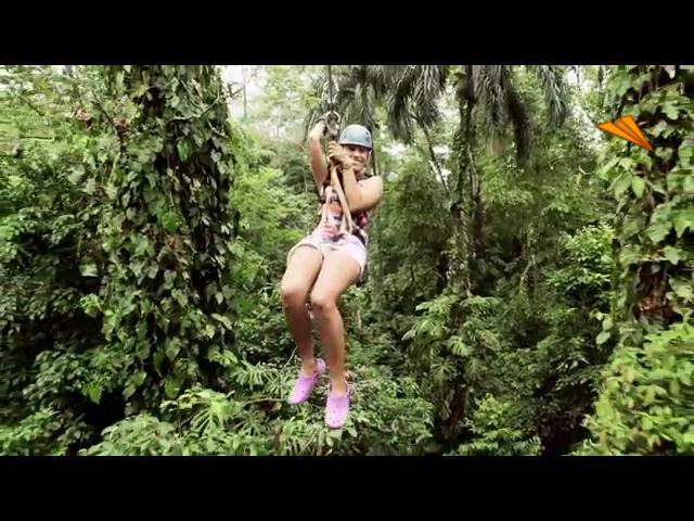 video Panamá, para disfrutar de la aventura