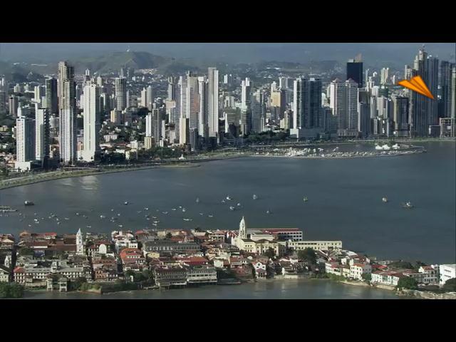 video Panamá, pequeño país de gran ciudad