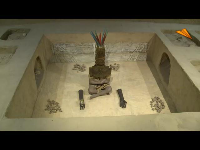 video Perú - Lambayeque, ciudad de cultura, leyendas y misterios.
