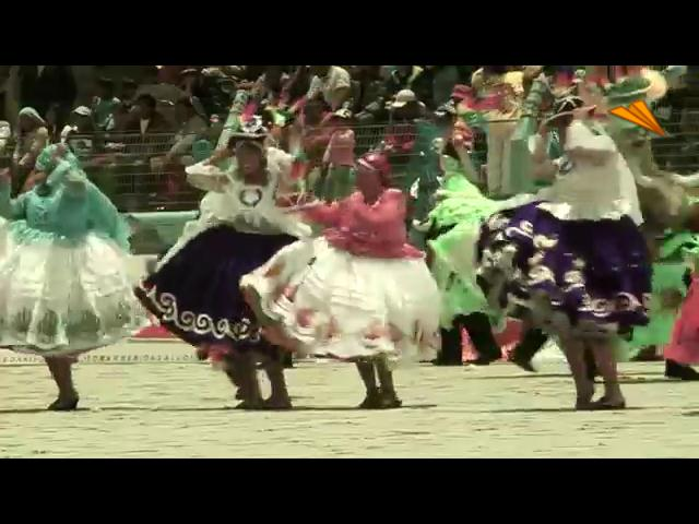 video Perú - Puno, Virgen de la Candelaria