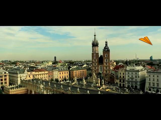 video Polonia -  Cracovia