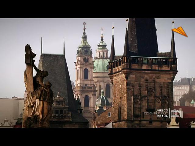 video República Checa - Praga, ciudad dorada