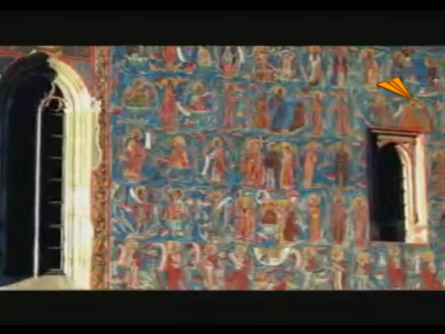 video Rumania - Los monasterios pintados