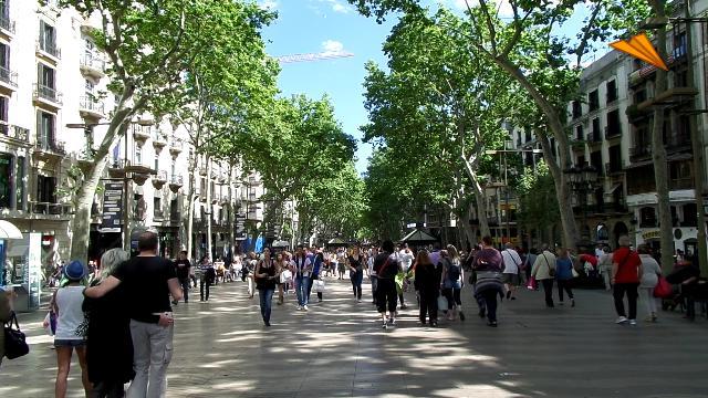 video Barrio Gótico / Barri Gòtic. Turismo de Barcelona. Principales monumentos históricos