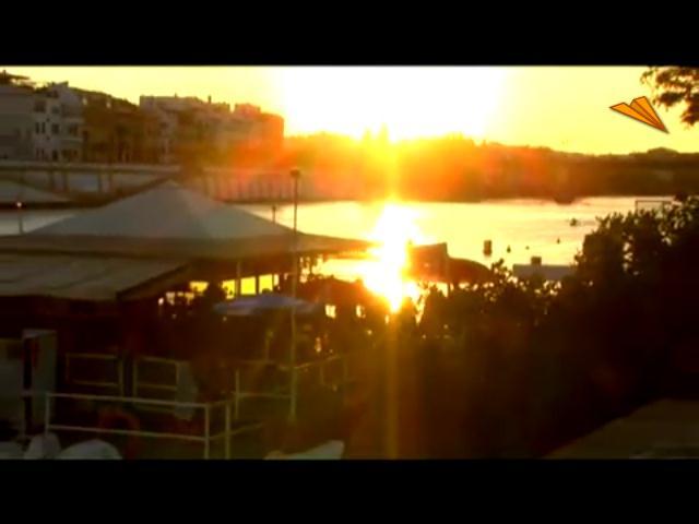 video Sevilla, exposición de sensaciones