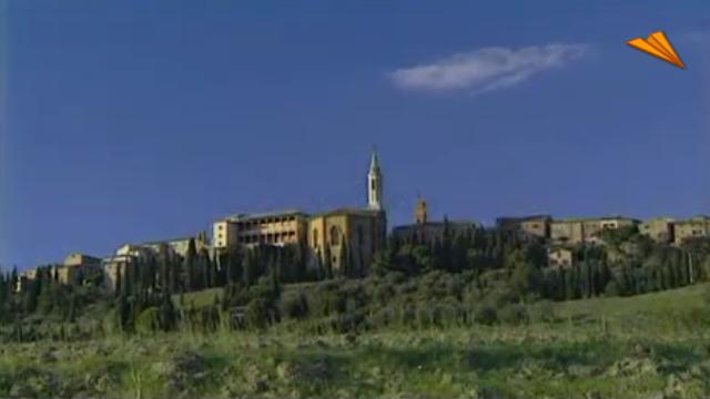 video Siena, La Toscana. Qué ver y qué hacer. Lugares para visitar