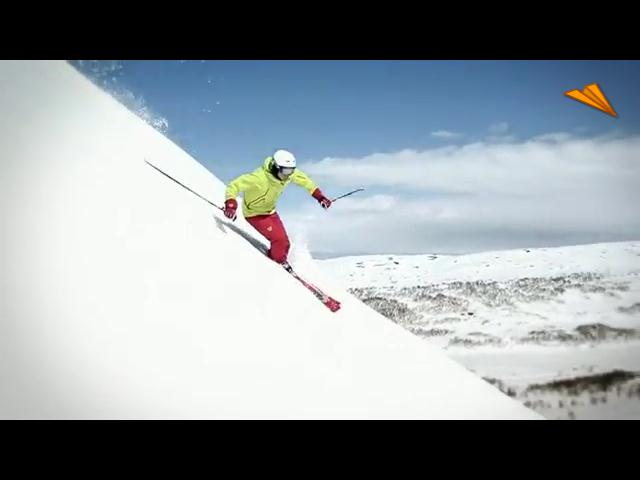 video Suecia - Estación de esquí de Funäsfjällen