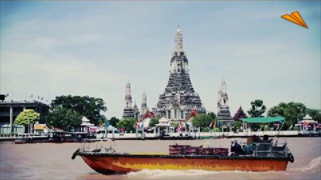video Bangkok, Tailandia. Principales atracciones turísticas y lugares para visitar