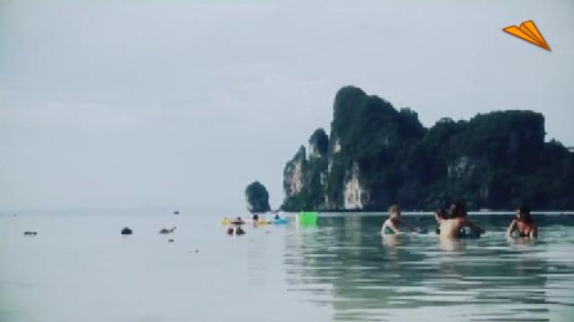 video Krabi, Tailandia. Principales atracciones turísticas y sitios para conocer