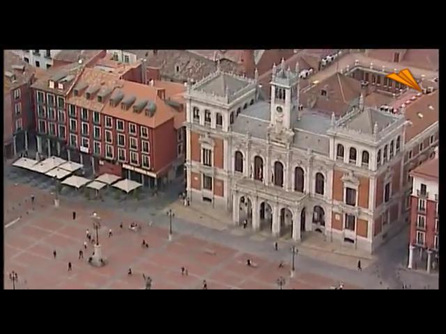 video Castilla y León - Valladolid, desde el aire